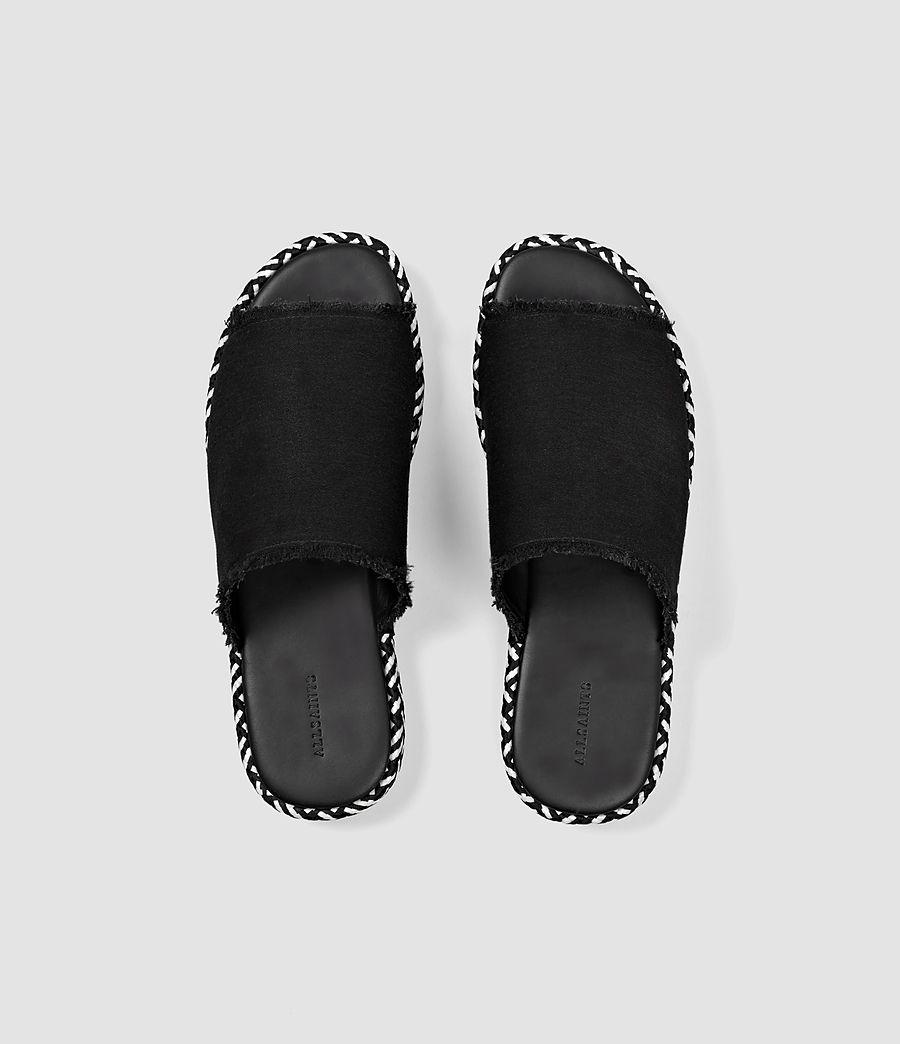 Women's Bette Sandal (washed_black) - Image 4