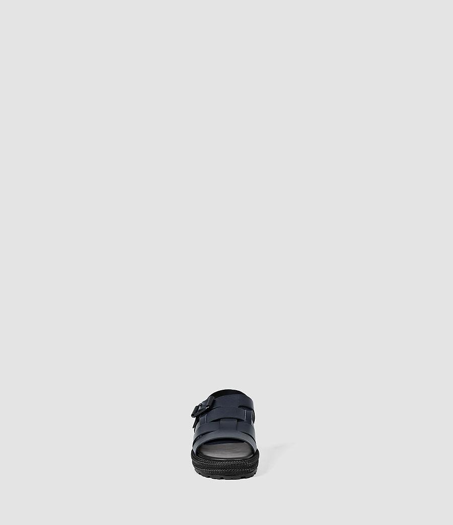 Mujer Botan Sandal (navy_black) - Image 2