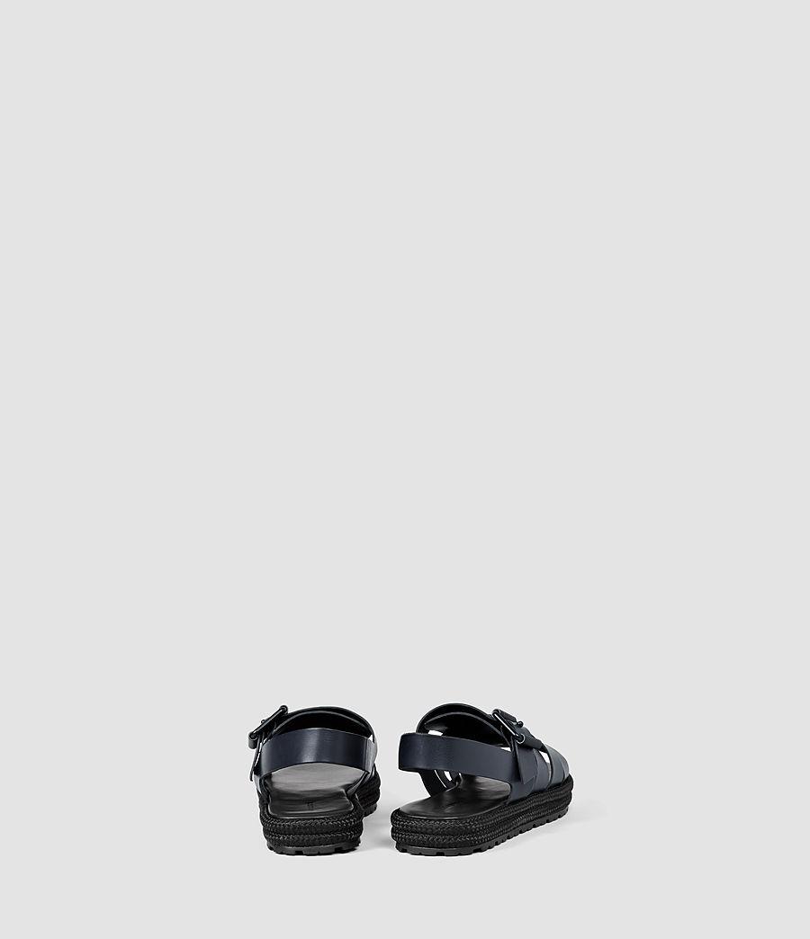 Mujer Botan Sandal (navy_black) - Image 3
