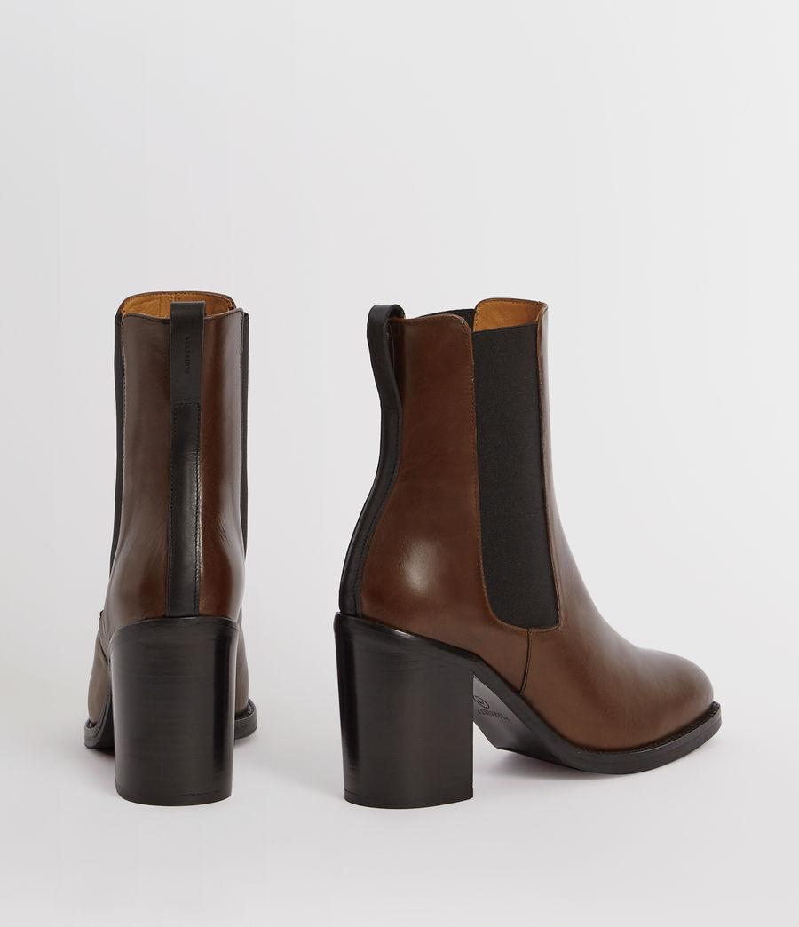Womens Suri Boot (dk_brown) - Image 6
