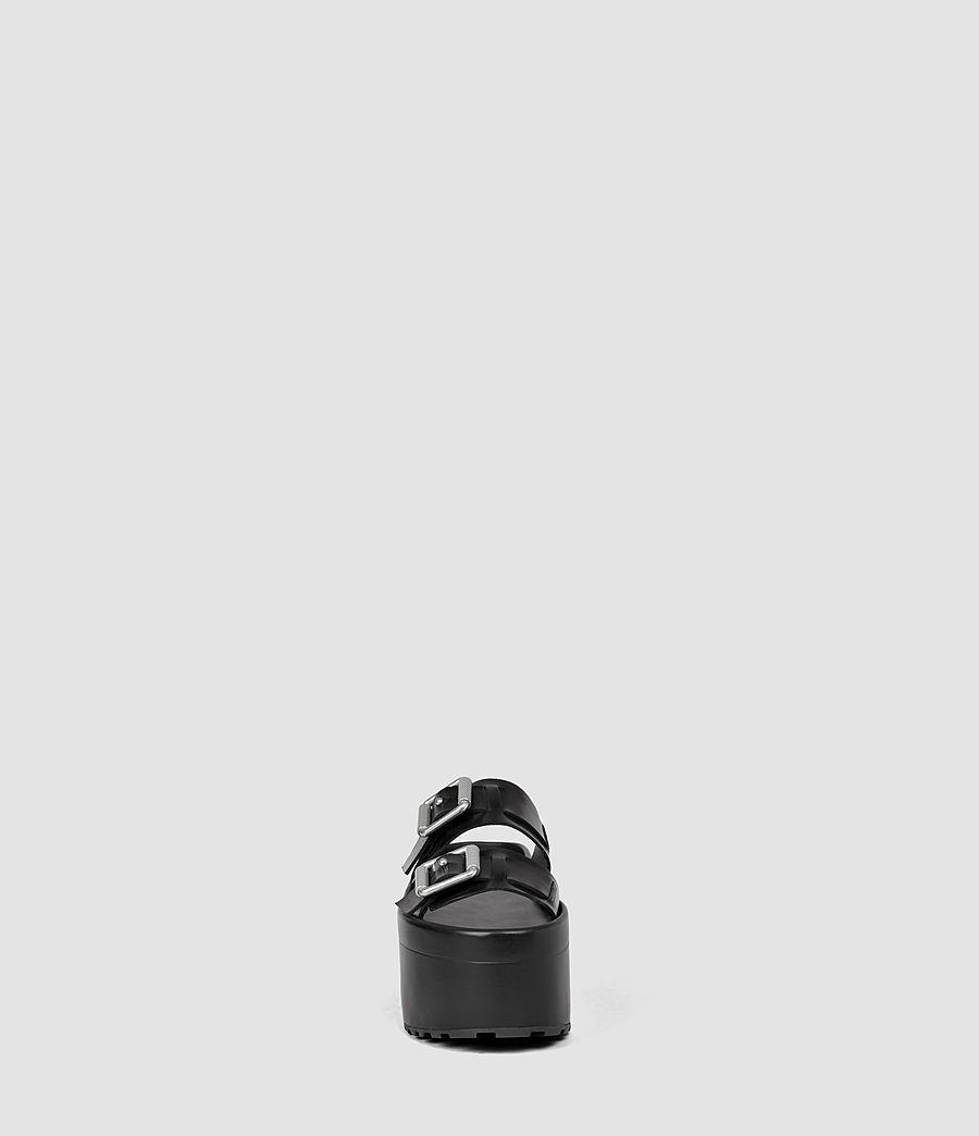 Women's Knox Sandal (black) - Image 2