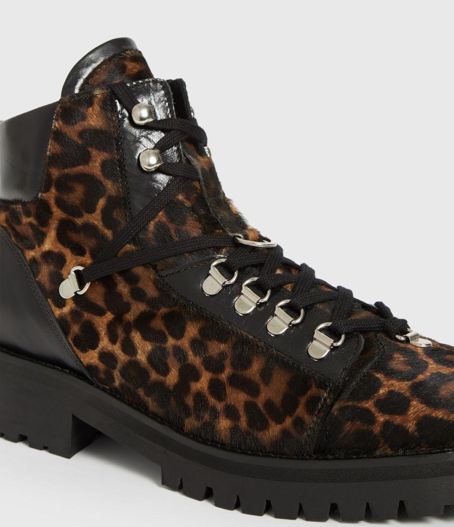 Damen Lia Stiefel (leopard) - Image 2