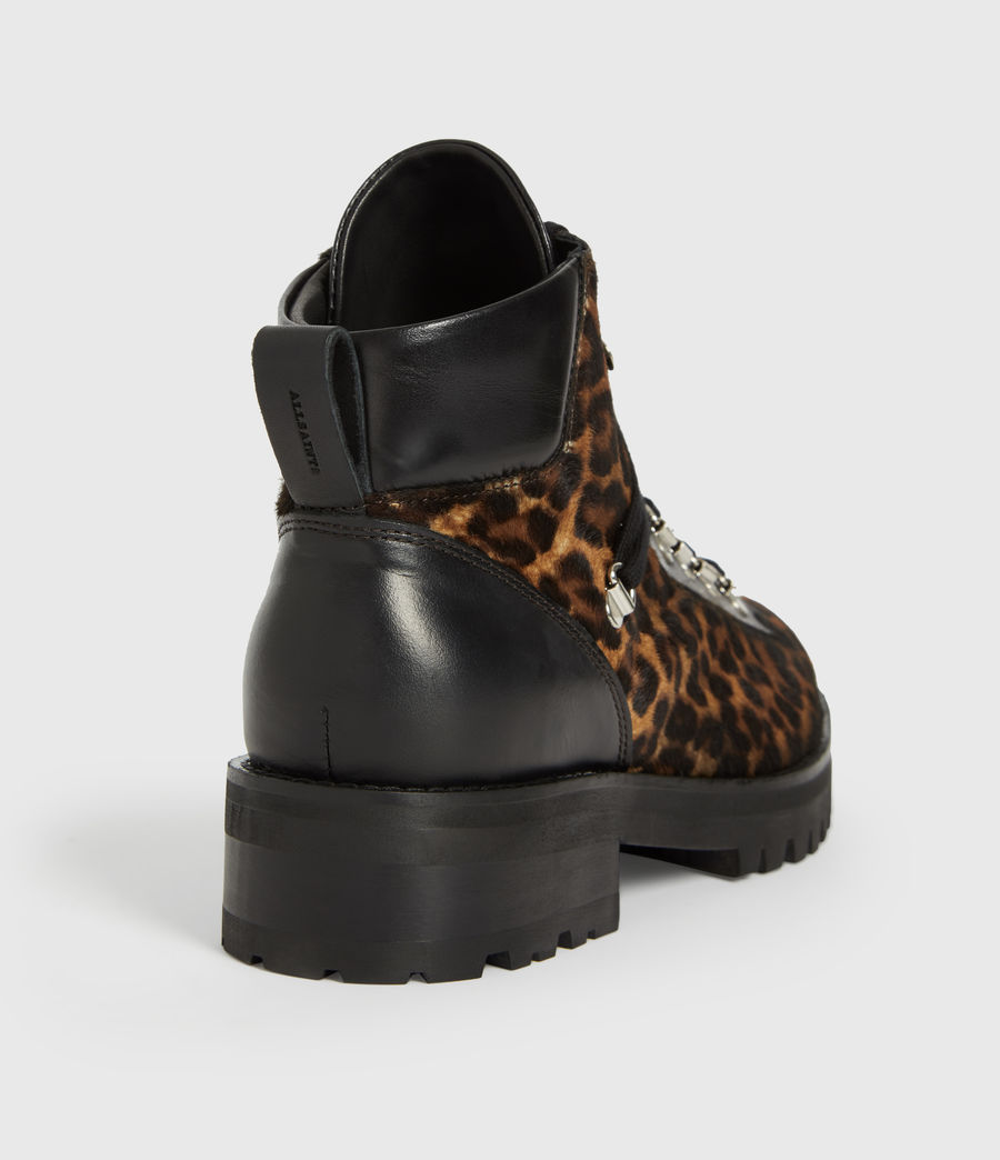 Damen Lia Stiefel (leopard) - Image 5