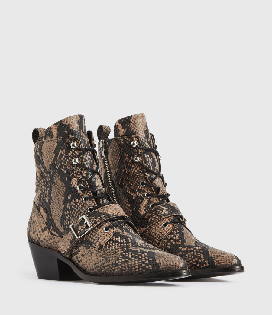 Damen Katy Boots (taupe) - Image 3