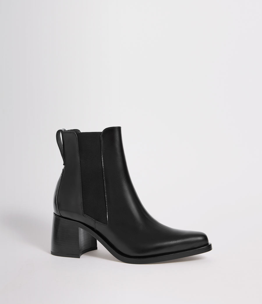 Womens Liza Boot (black) - Image 4