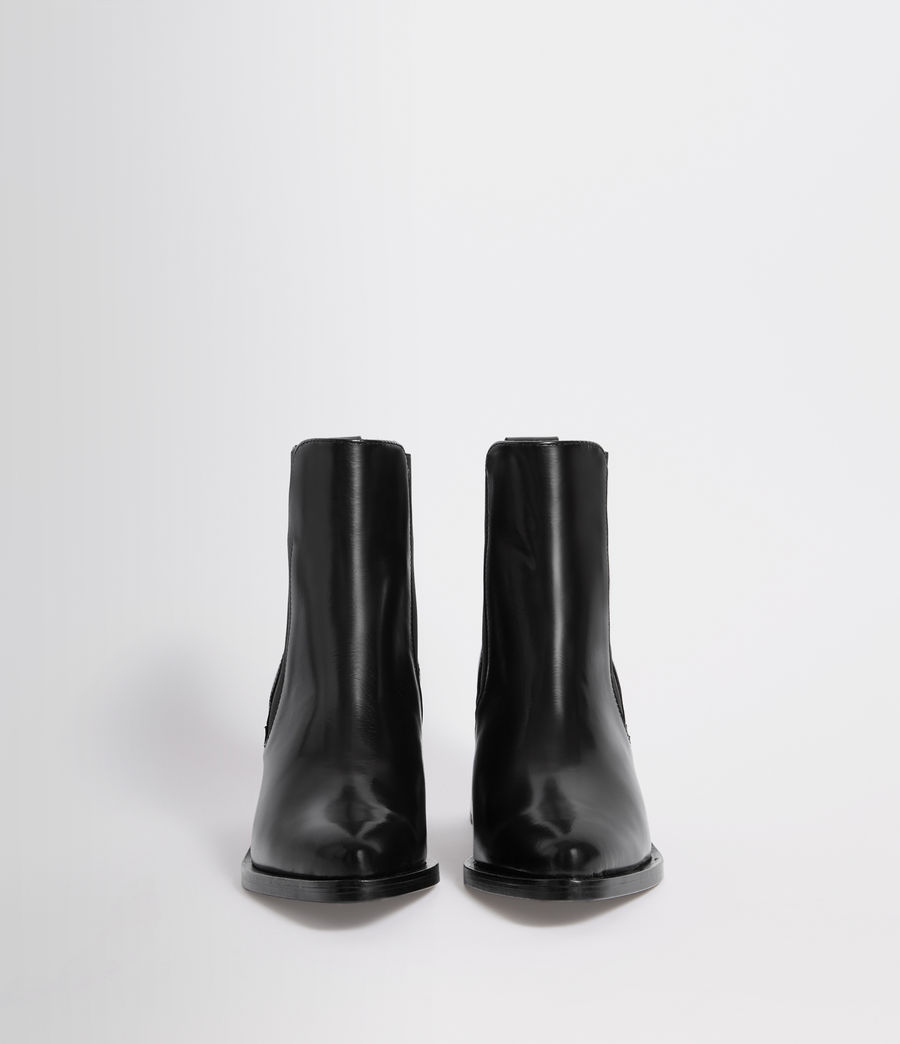 Womens Liza Boot (black) - Image 5