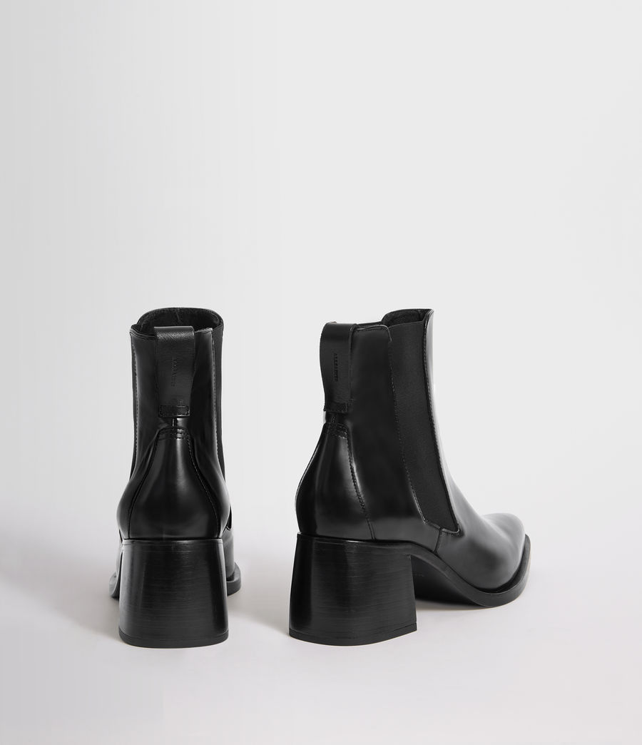 Womens Liza Boot (black) - Image 6