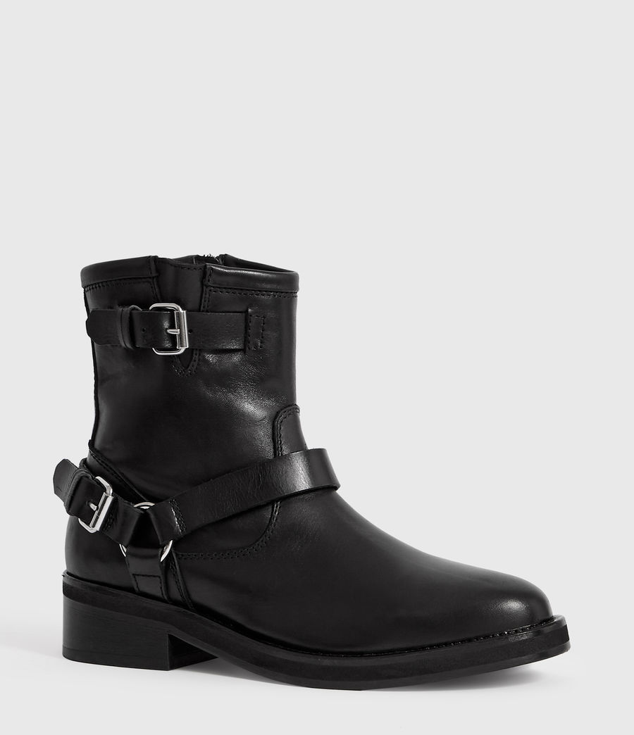 Womens Roni Boot (black) - Image 3