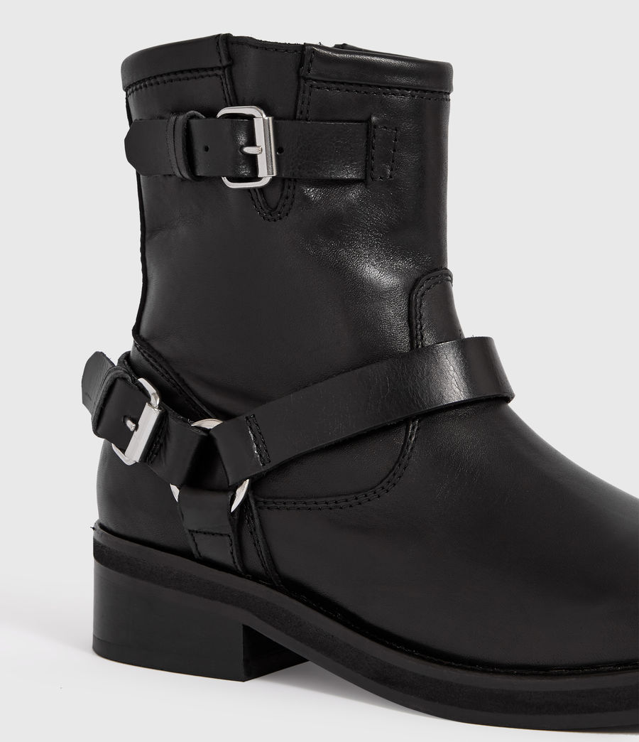 Womens Roni Boot (black) - Image 4