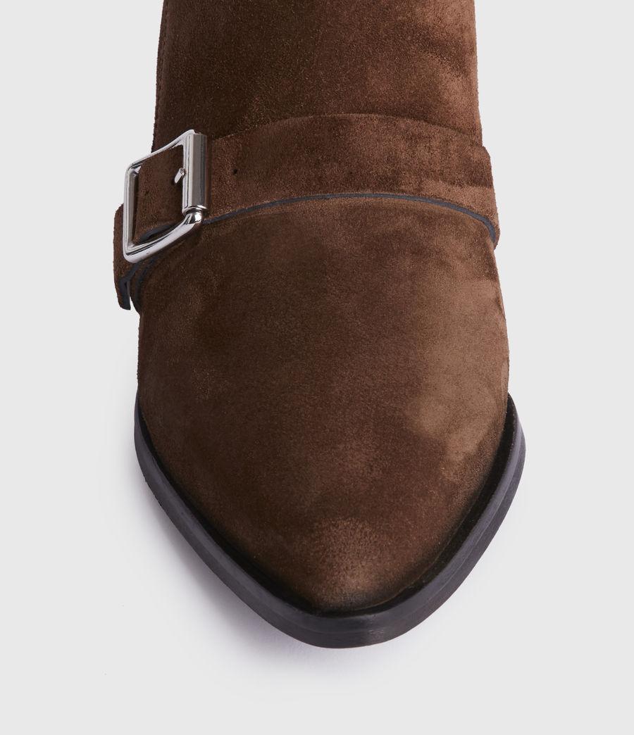 Damen Lior Boots (tan) - Image 4