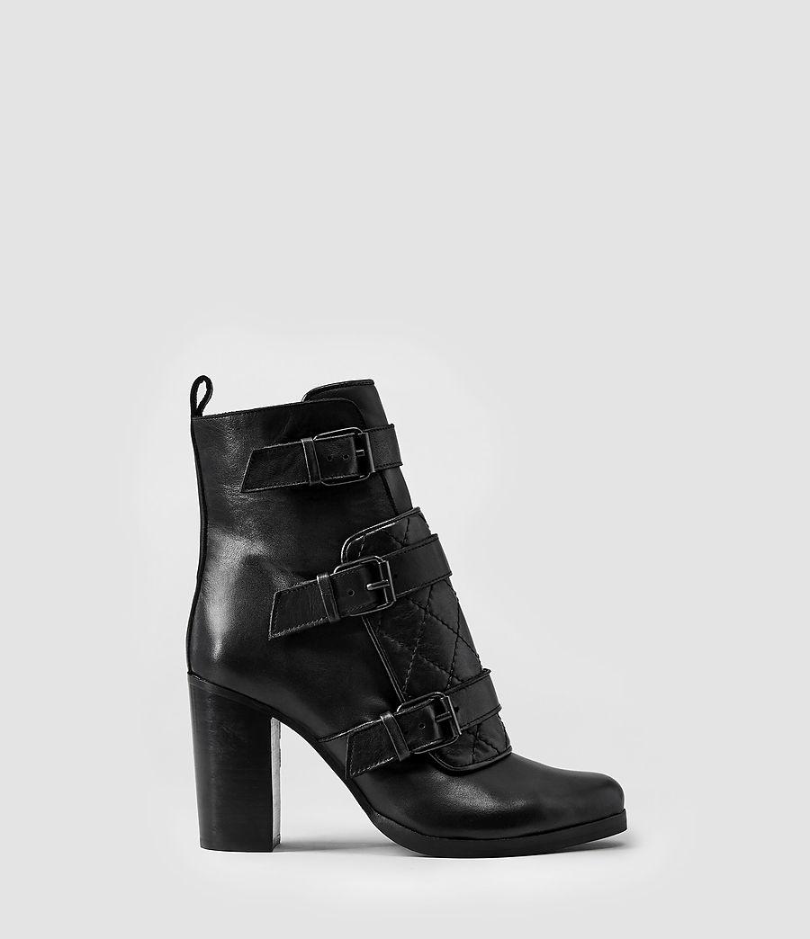Femmes Bottines Monalisa (black) - Image 1