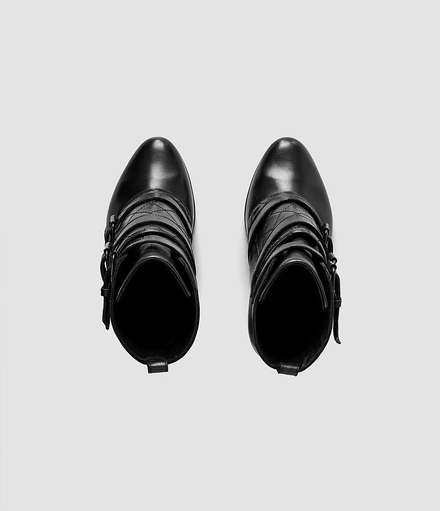 Femmes Bottines Monalisa (black) - Image 4