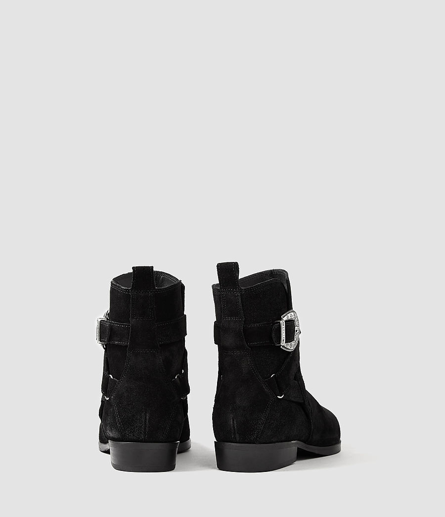 Women's Tejus Zip Boot (black) - Image 3