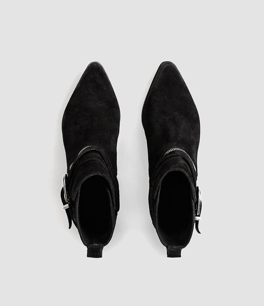 Femmes Bottines Tejus Zip (black) - Image 4