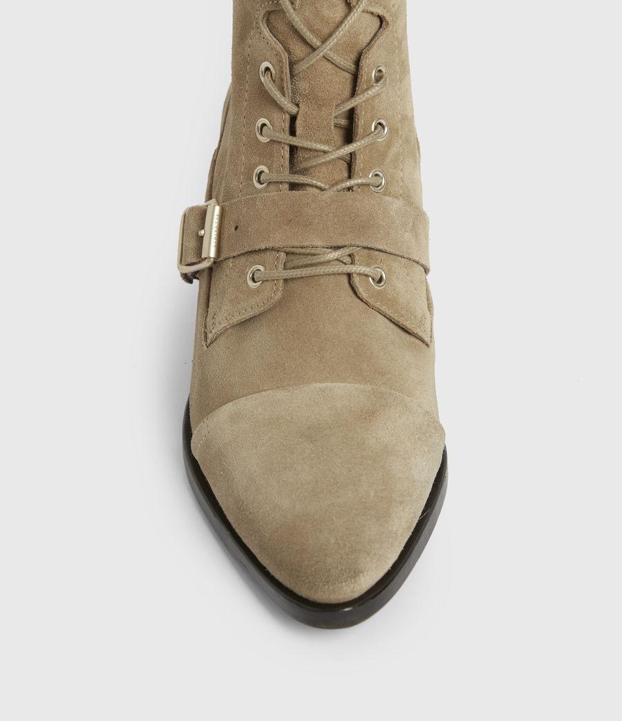 Women's Katy Suede Boots (desert) - Image 2