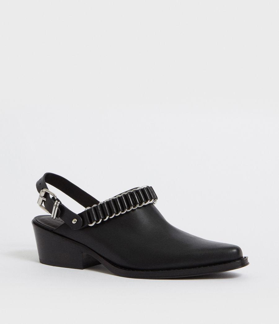 Mujer Zapatos Destalonados Ryder (black) - Image 2