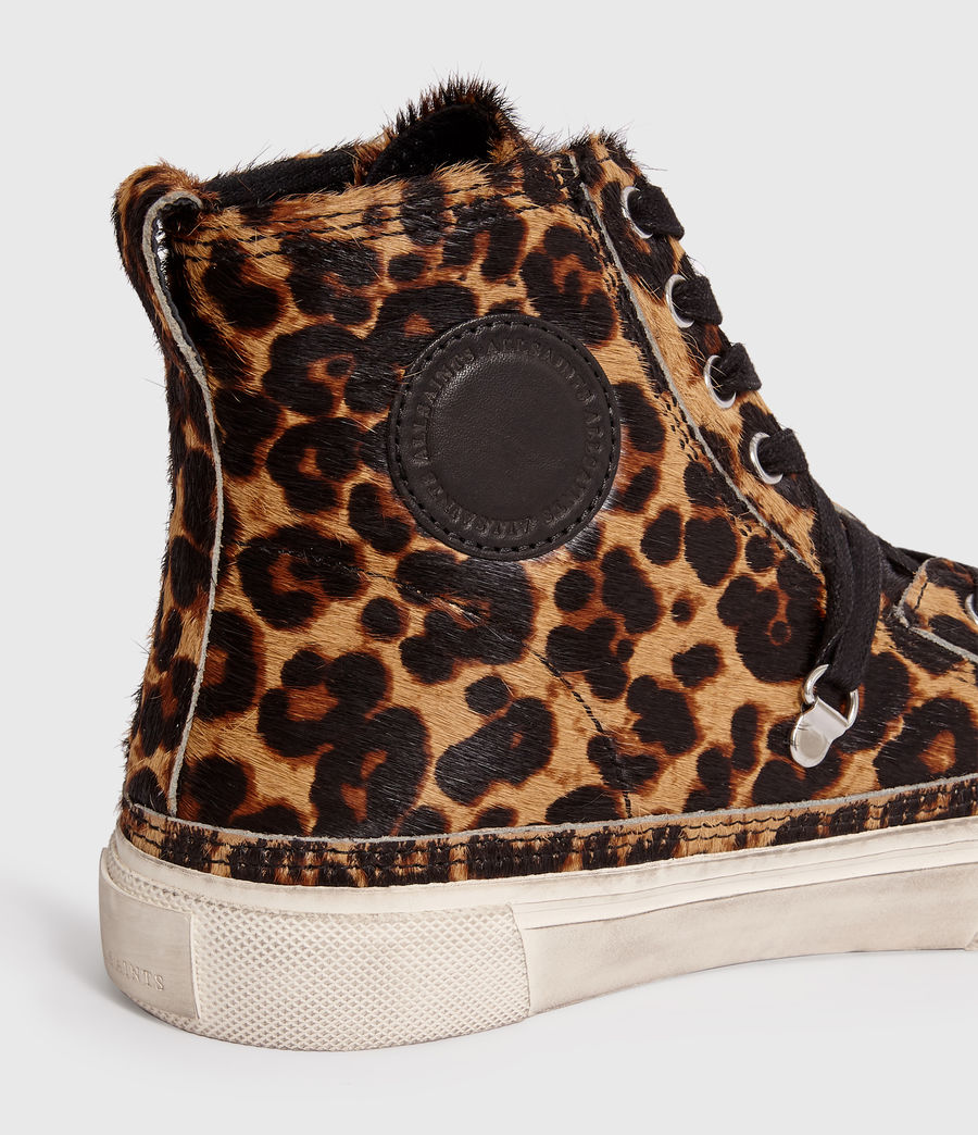 Donne Sneakers Elena (leopard) - Image 2