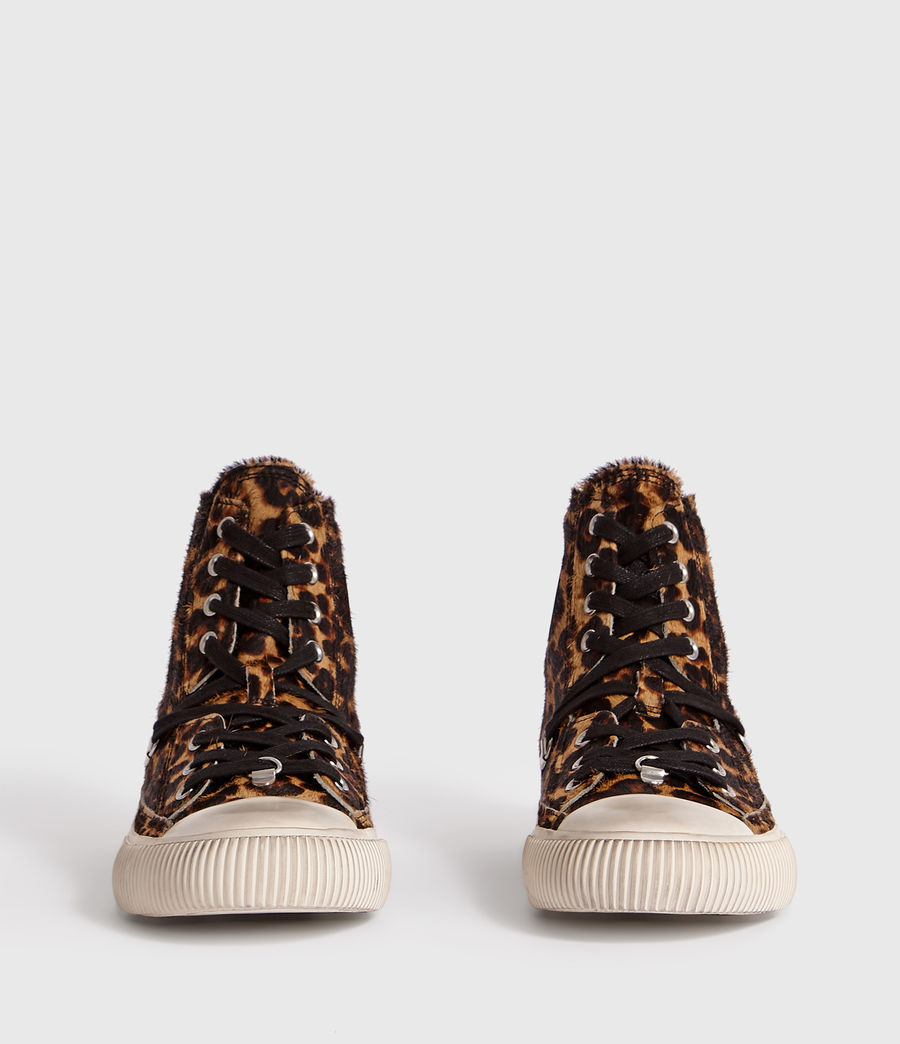 Donne Sneakers Elena (leopard) - Image 4
