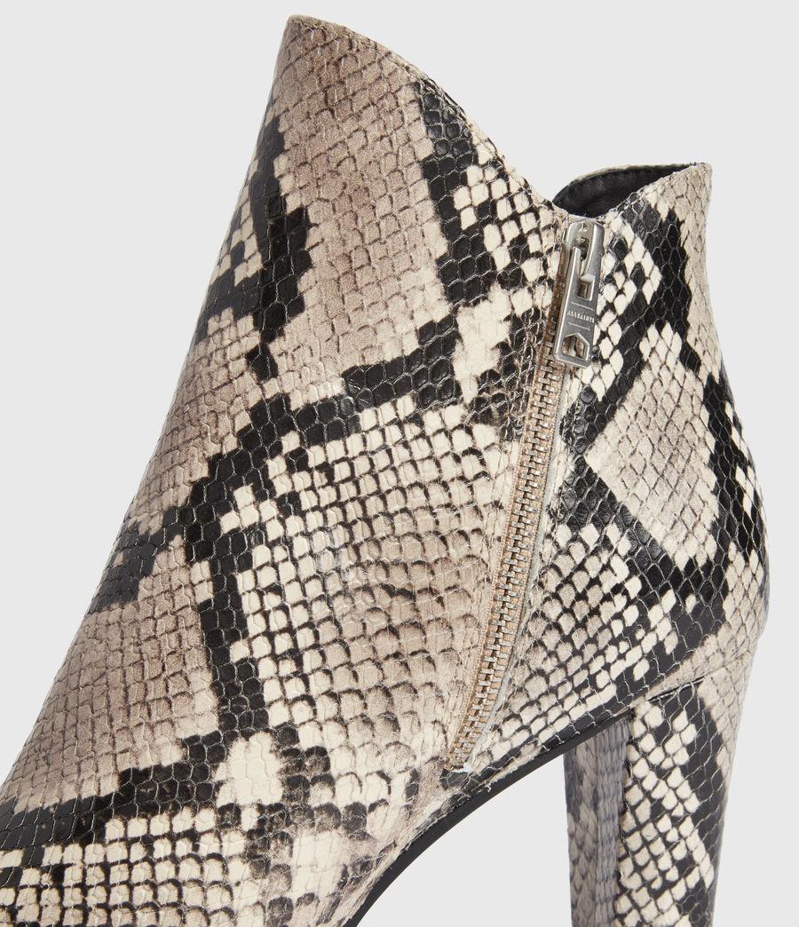 Damen Micaela Suede Boots (nude) - Image 2