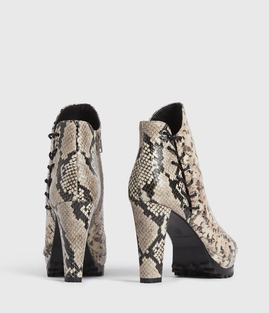 Damen Micaela Suede Boots (nude) - Image 5