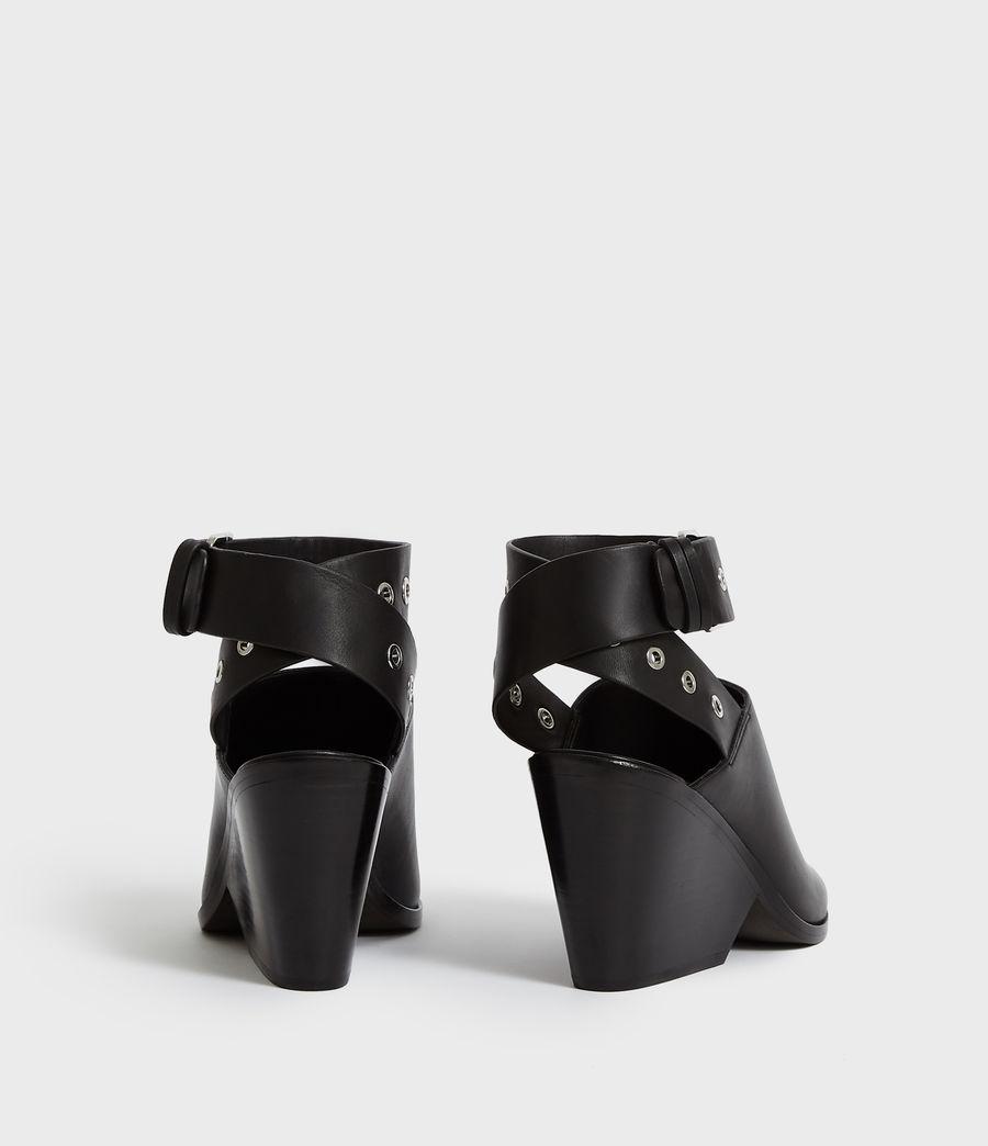 Women's Pomola Sandal (black) - Image 5