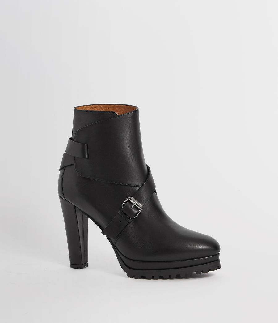 Donne Stivali Esma (black) - Image 3