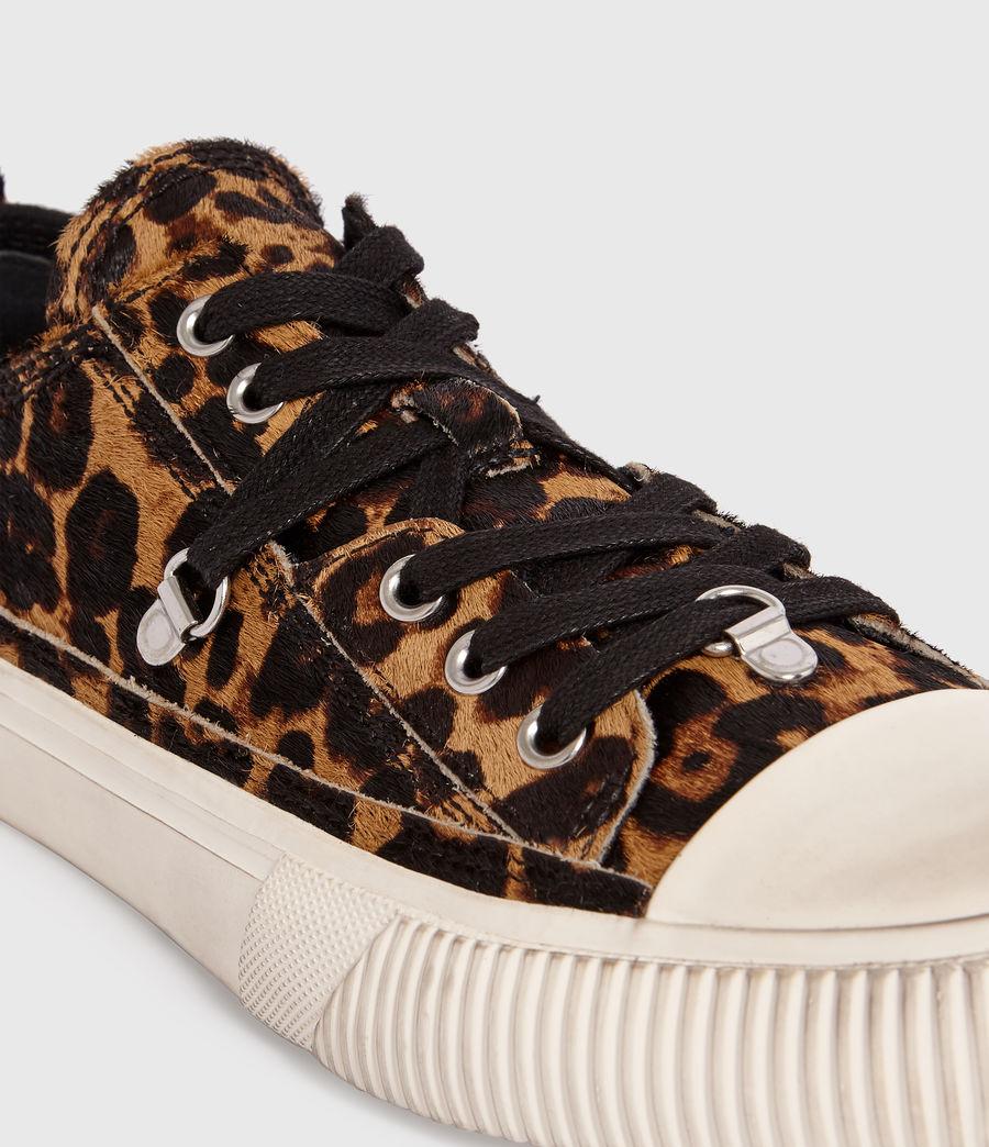Women's Jazmin Trainer (leopard) - Image 2