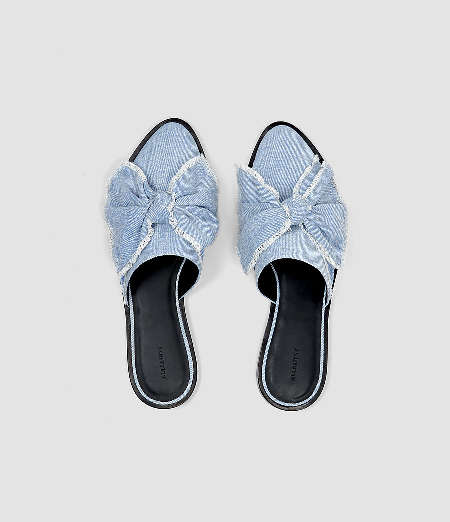Womens Rumour Slip On Shoe (light_blue) - Image 4
