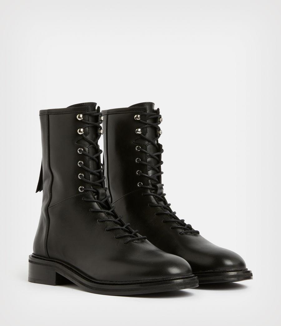 Damen Misty Ankle Boots (black) - Image 4