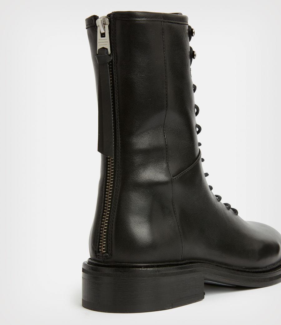 Damen Misty Ankle Boots (black) - Image 5