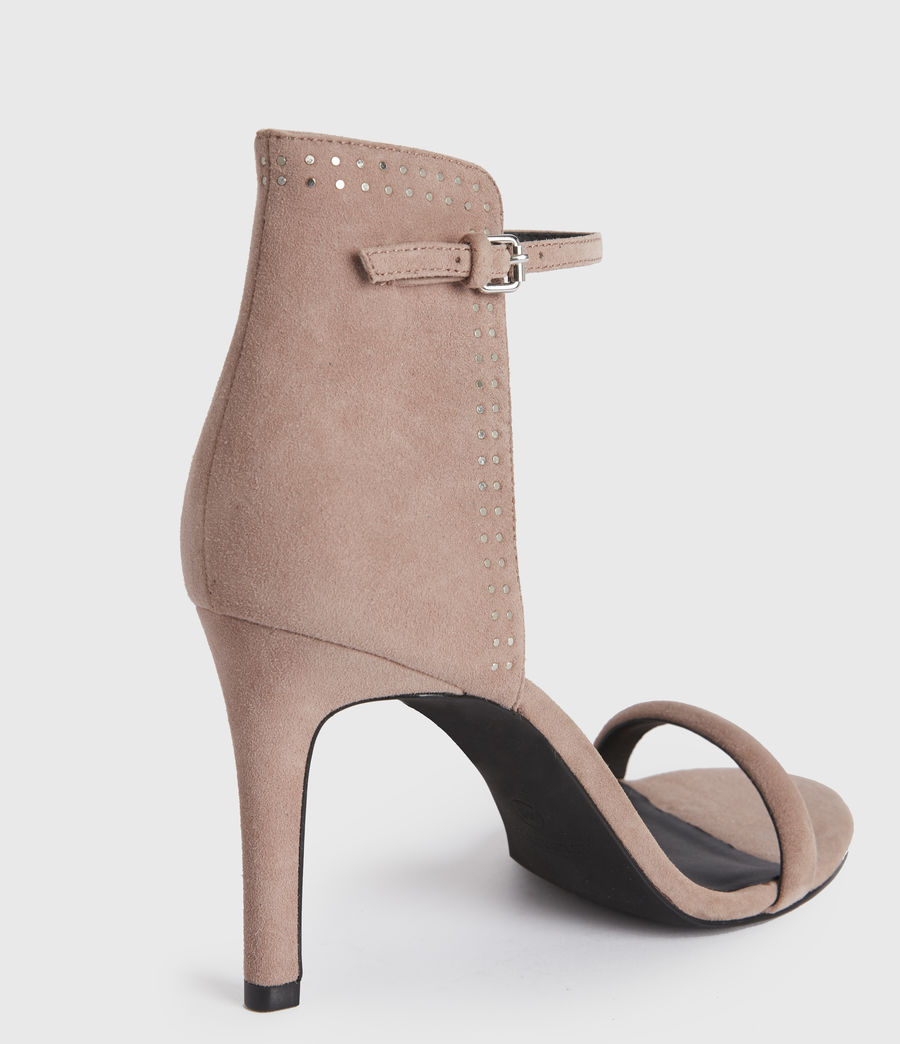 Women's Avia Suede Sandals (blush_pink) - Image 5