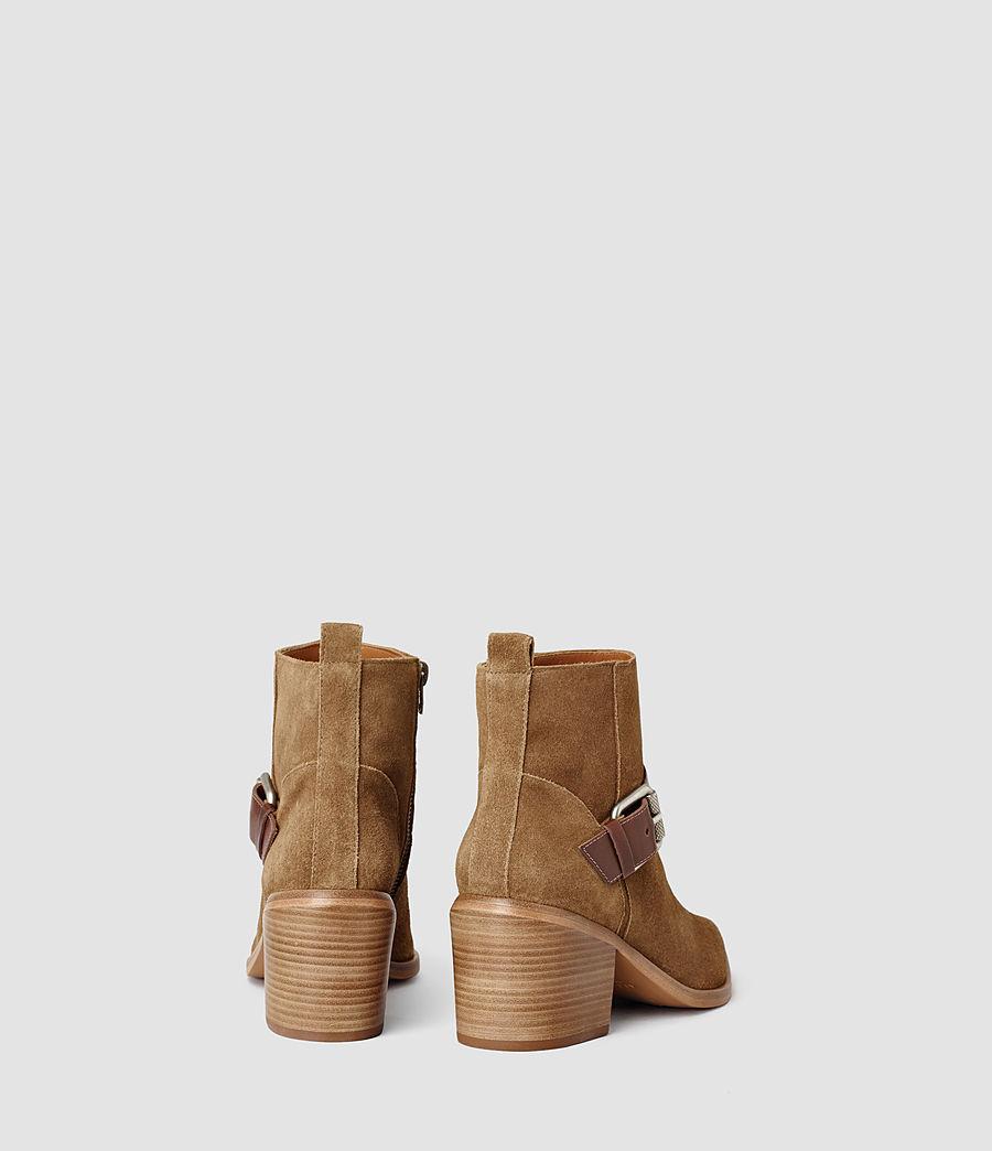 Mujer Jason Heel Boot (cognac) - Image 3