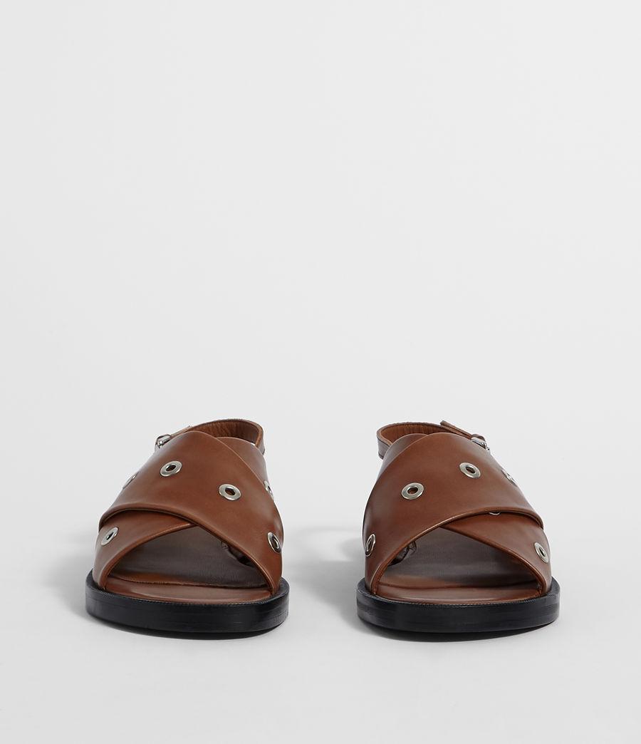 Women's Kiona Sandal (tan_brown) - Image 4