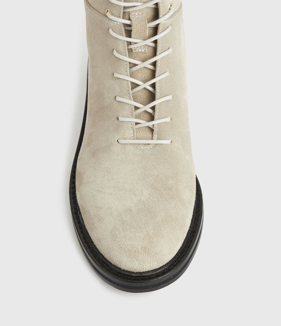Women's Misty Suede Boots (summer_taupe) - Image 2