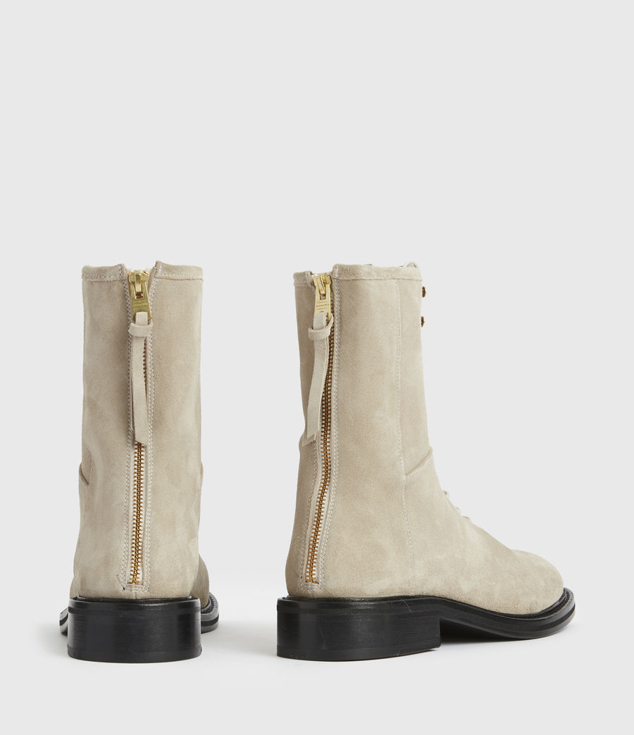 Women's Misty Suede Boots (summer_taupe) - Image 5