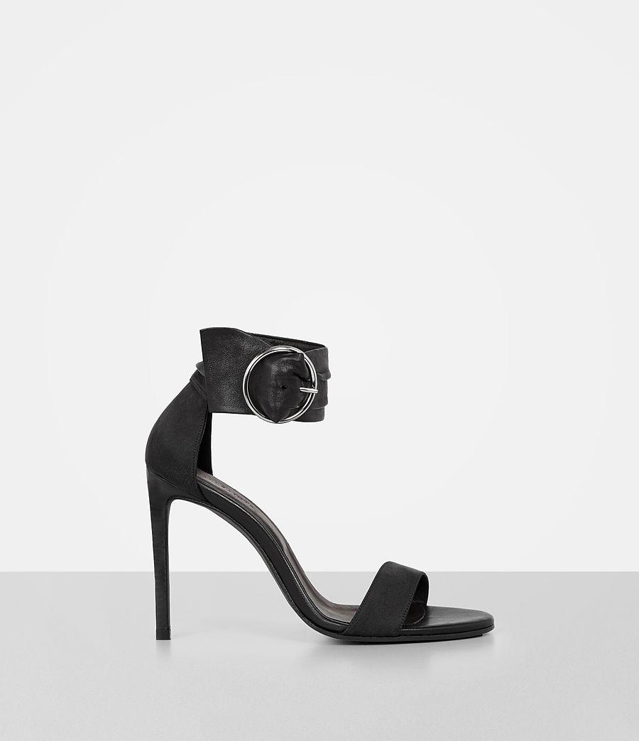 Damen Haidi Sandalen (black) - Image 1