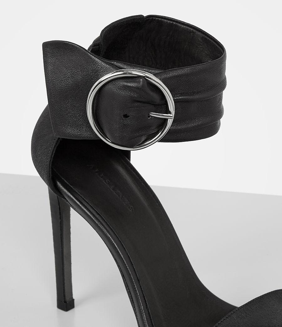 Womens Haidi Sandal (black) - Image 2