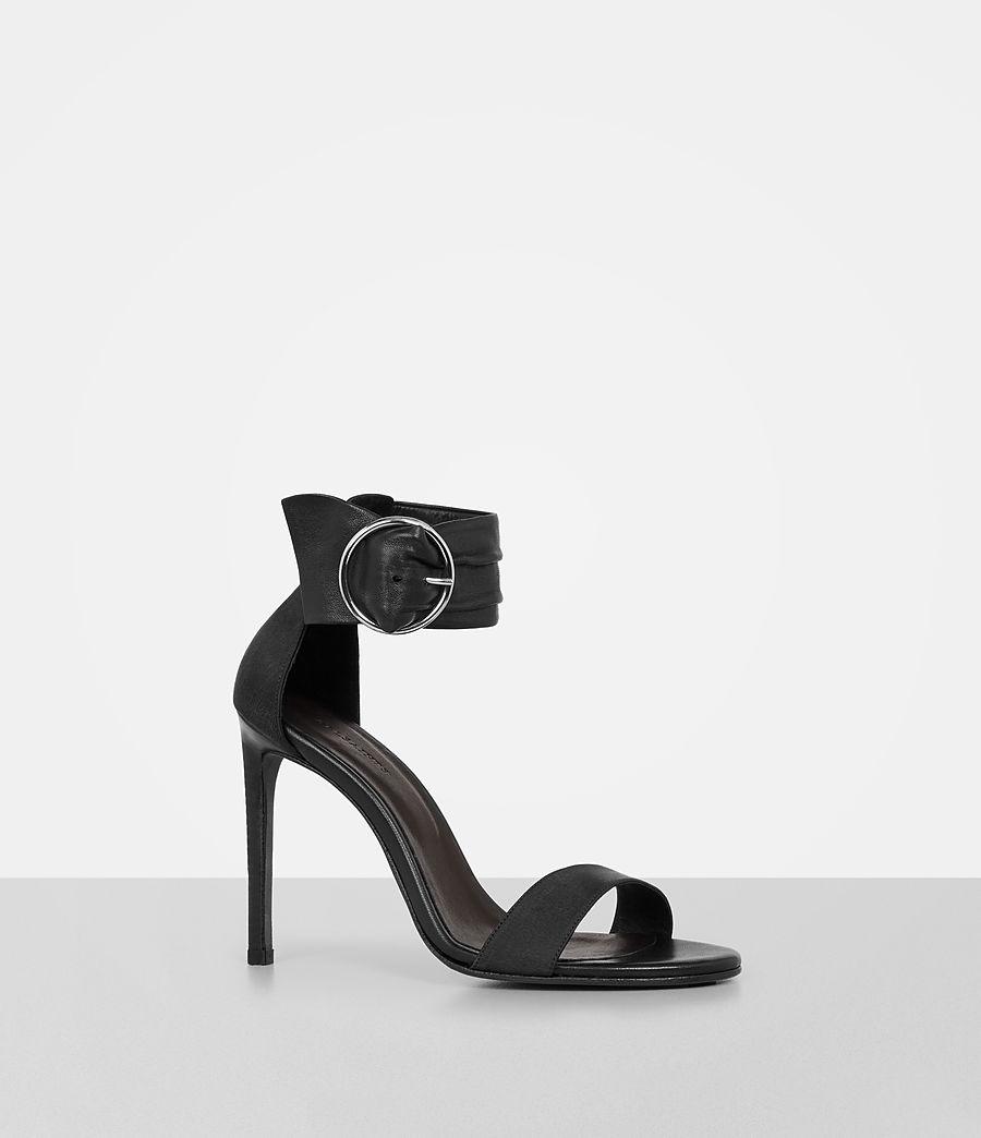 Damen Haidi Sandalen (black) - Image 3