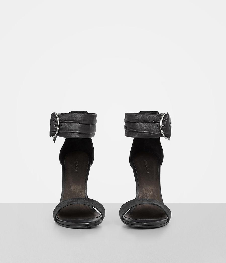 Womens Haidi Sandal (black) - Image 4