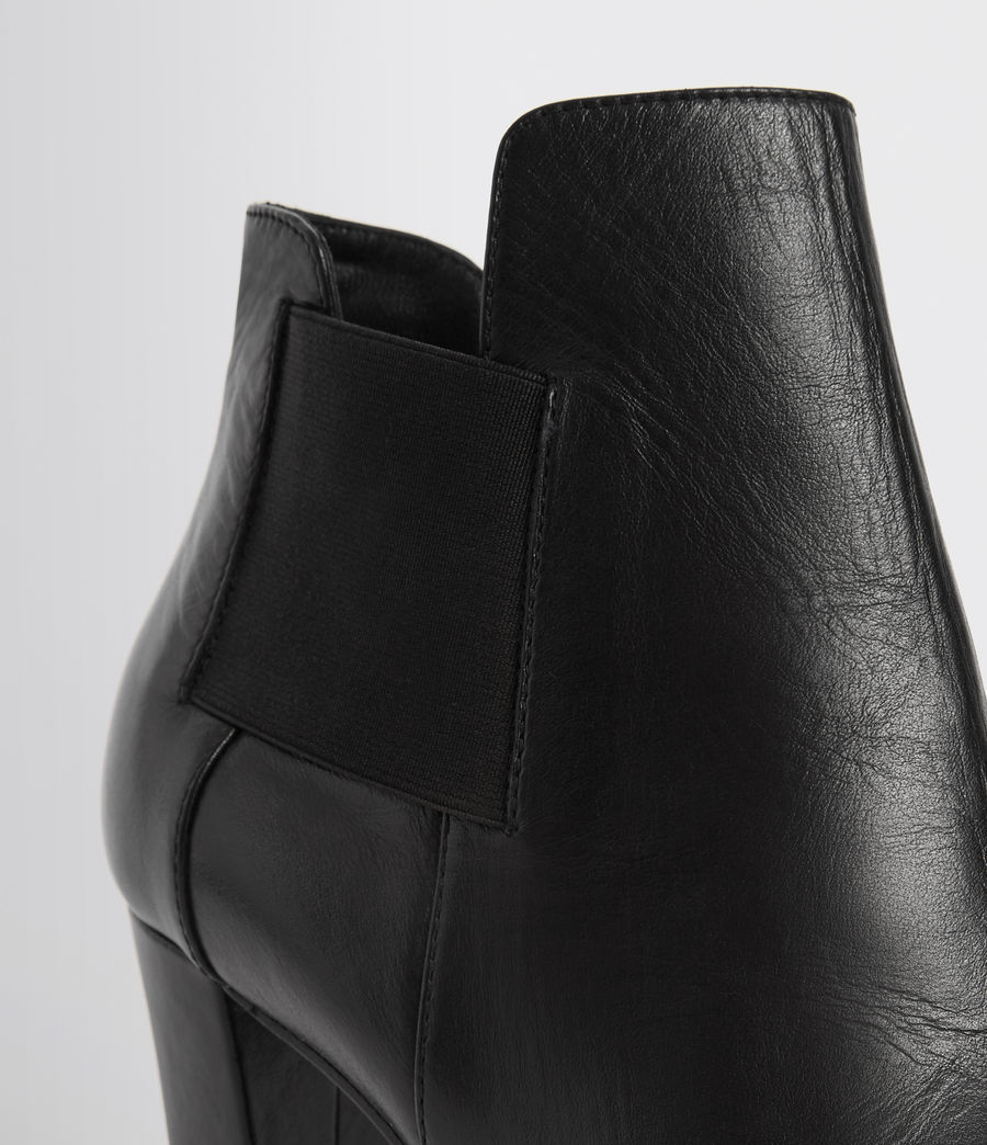 Womens Sarris Chelsea Boot (black) - Image 4