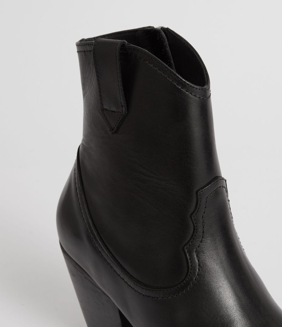 Womens Rolene Boot (black) - Image 3