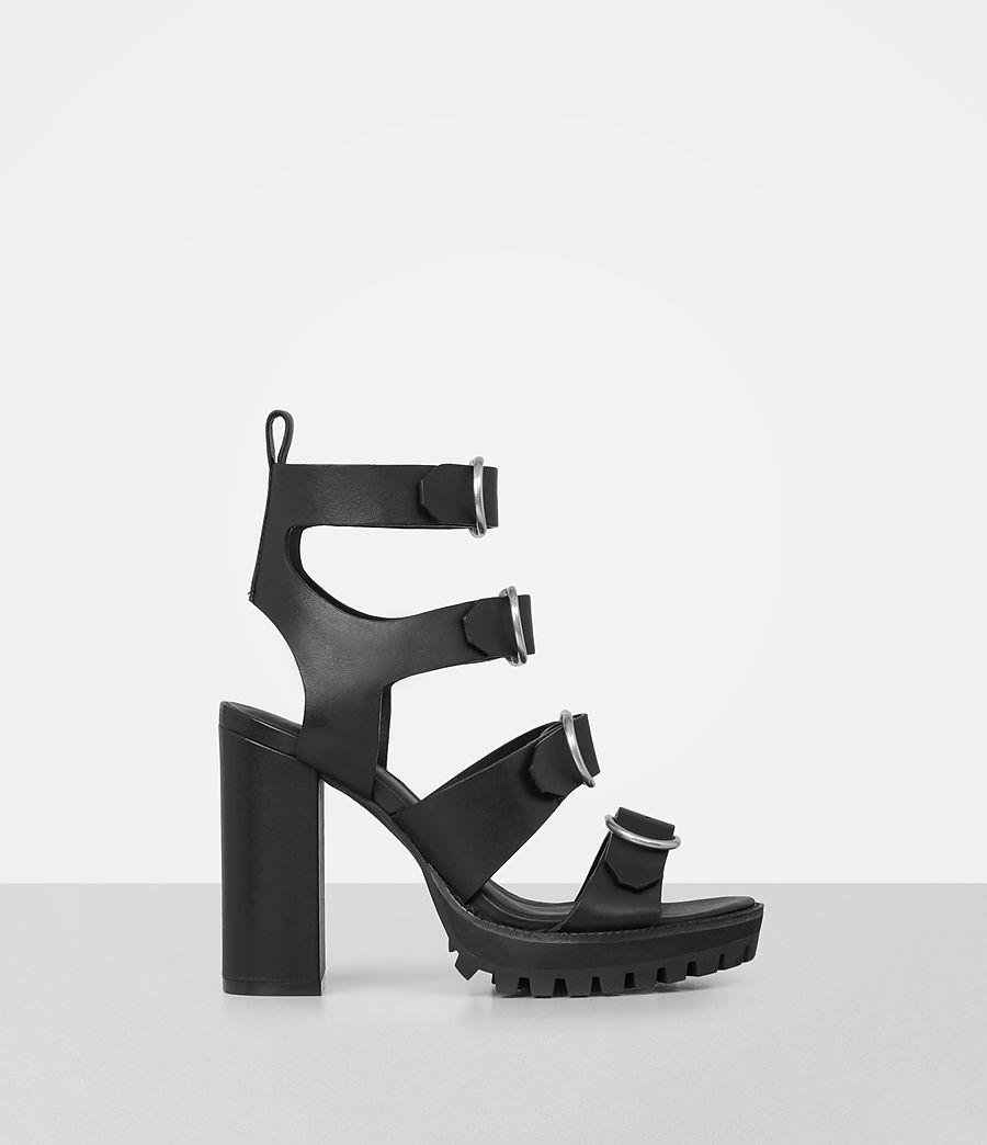 Femmes Sandales Osuna (black) - Image 1