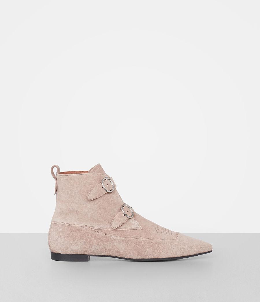 Damen Viv Suede Boot (sepia_pink) - Image 1