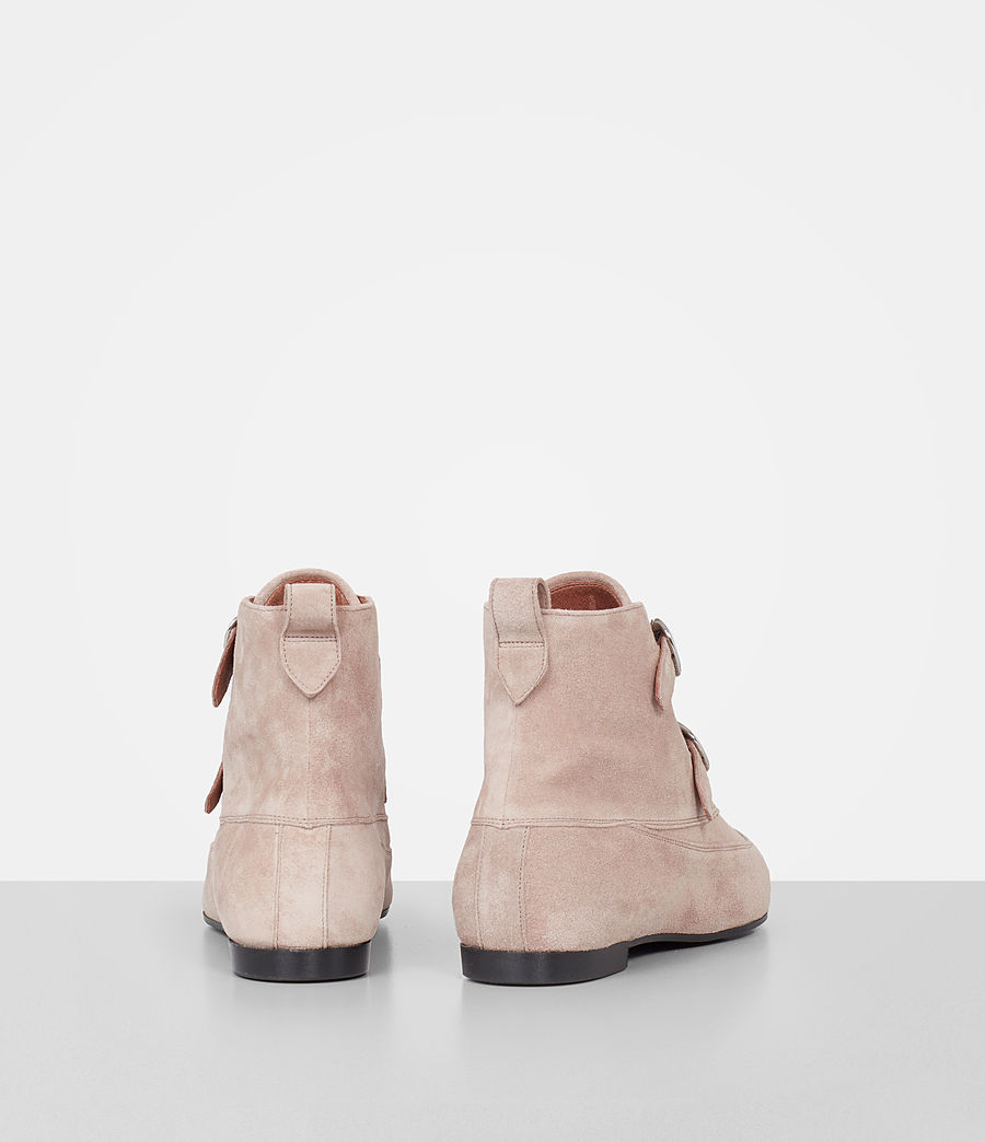 Damen Viv Suede Boot (sepia_pink) - Image 5