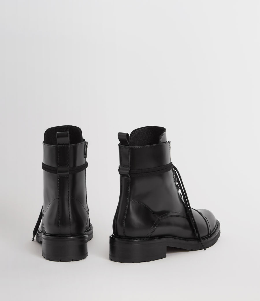 Womens Lira Boot (black) - Image 5