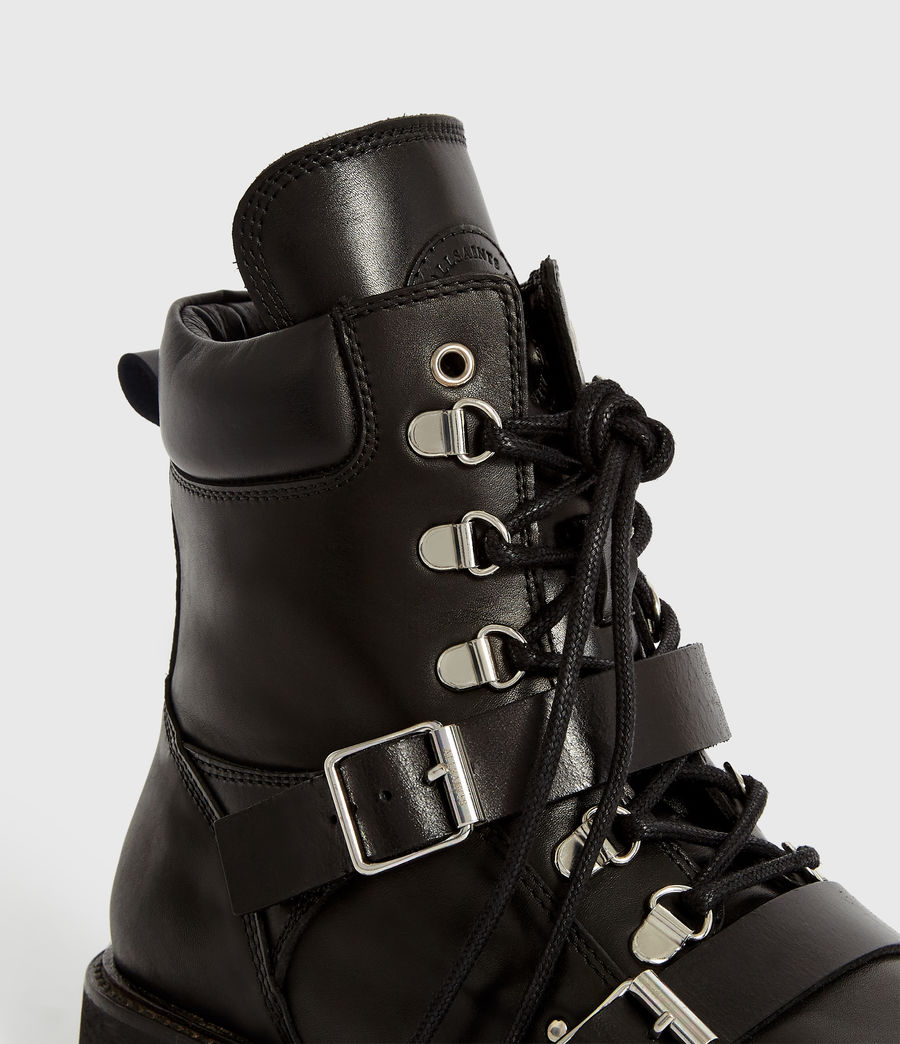 Women's Noa Boot (black) - Image 2