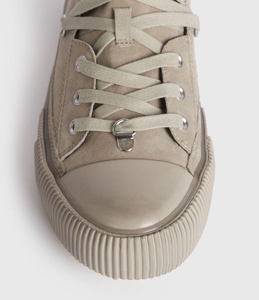 Damen Elena Wildleder High-Tops (blush_pink) - Image 4