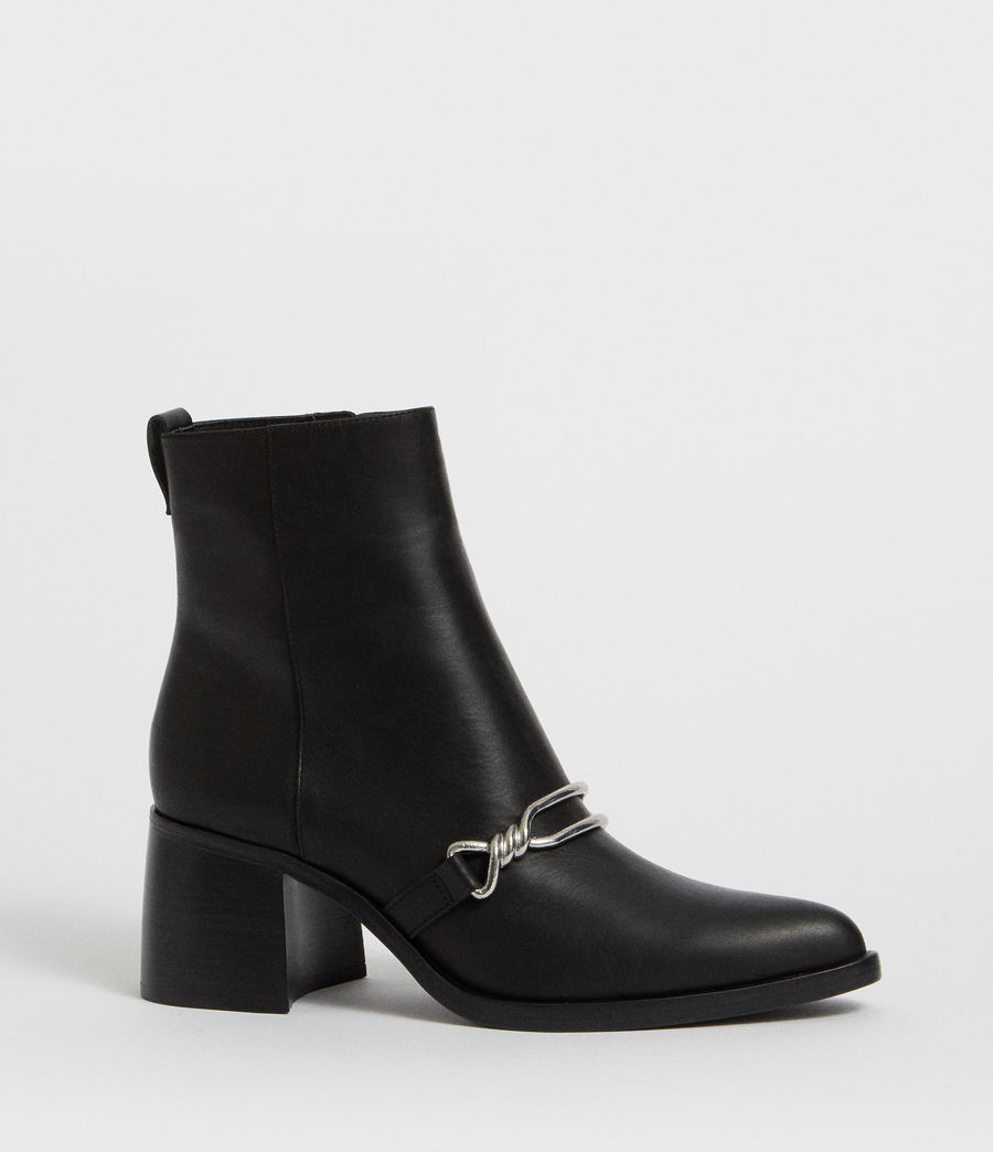 Womens Rhye Boot (black) - Image 2
