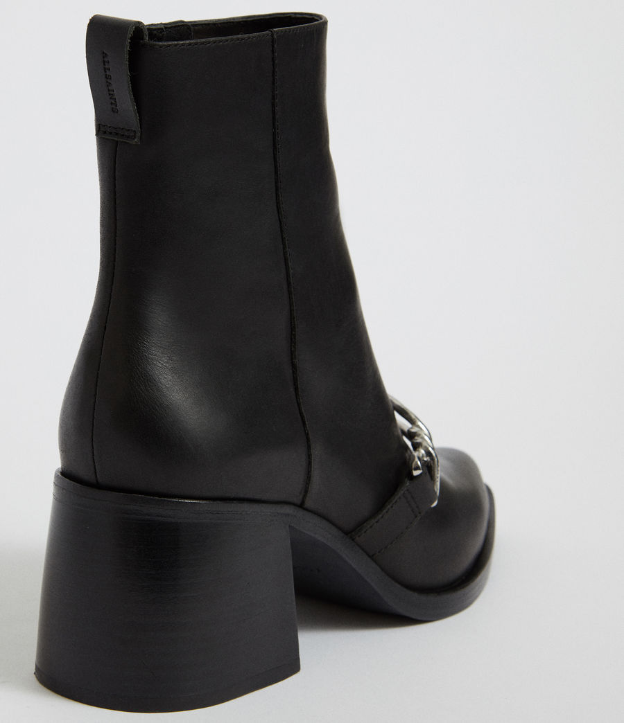 Womens Rhye Boot (black) - Image 3