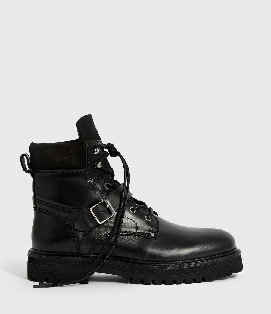 Womens Paulina Boot (black) - Image 1